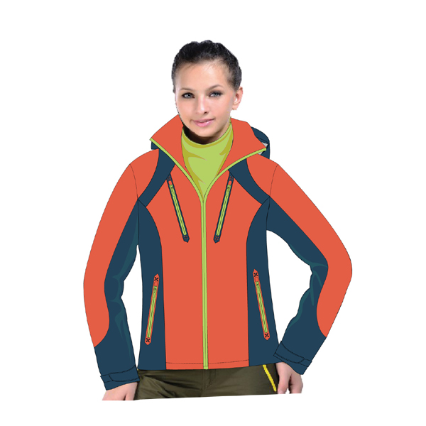 ladies ski jackets
