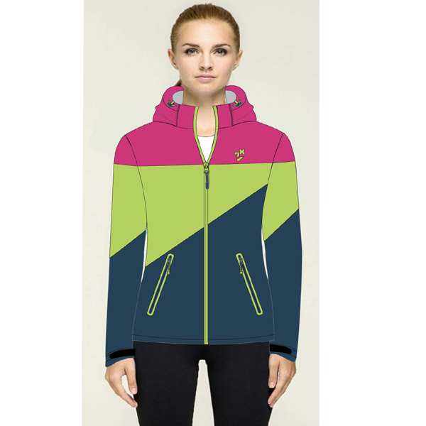 outdoor 3 layer jacket